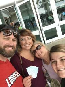 Bruce attended Kentucky State Fair - Tickets Good for Any One Day * See Notes on Aug 25th 2019 via VetTix