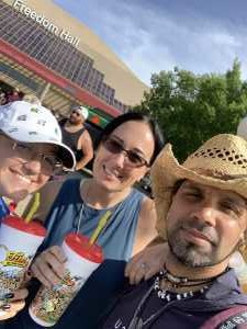 Anthony attended Kentucky State Fair - Tickets Good for Any One Day * See Notes on Aug 25th 2019 via VetTix