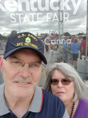 Bobbie attended Kentucky State Fair - Tickets Good for Any One Day * See Notes on Aug 25th 2019 via VetTix