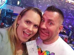 Heather attended New Kids on the Block - Mix Tape Tour on Jun 7th 2019 via VetTix