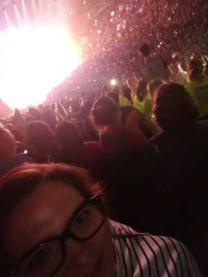 Tina attended New Kids on the Block - Mix Tape Tour on Jun 7th 2019 via VetTix