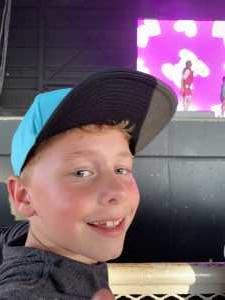 Brian attended Kidz Bop World Tour 2019 on Jun 15th 2019 via VetTix