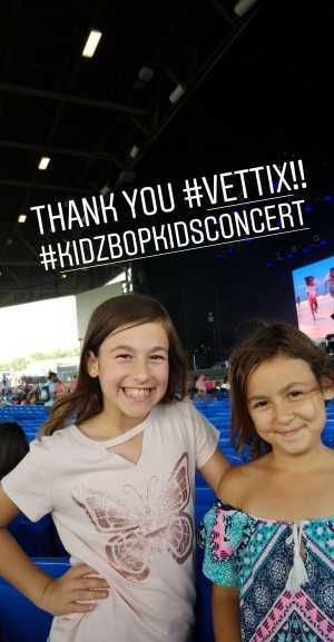 Paul attended Kidz Bop World Tour 2019 on Jun 15th 2019 via VetTix