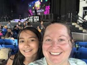 Frederick attended Kidz Bop World Tour 2019 on Jun 15th 2019 via VetTix