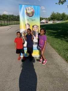 Antonio attended Kidz Bop World Tour 2019 on Jun 15th 2019 via VetTix
