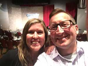 leah attended Comedy Works South at the Landmark - Wednesday - 7:30PM - 21+ on Jun 19th 2019 via VetTix