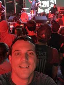 Robert F  attended Gas Monkey Live - Cowboy Mouth - Friday 16+ on Jul 19th 2019 via VetTix