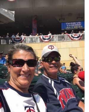 Kerry attended Minnesota Twins vs Texas Rangers - MLB on Jul 7th 2019 via VetTix
