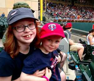 Brian attended Minnesota Twins vs Texas Rangers - MLB on Jul 7th 2019 via VetTix