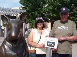 Jim attended Minnesota Twins vs Texas Rangers - MLB on Jul 7th 2019 via VetTix