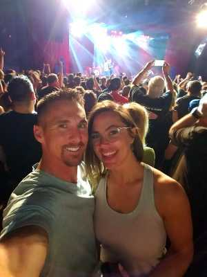Steve attended The Marquee Theatre Presents - the Offspring 13+ on Jun 10th 2019 via VetTix