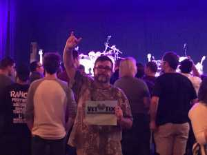 James attended The Marquee Theatre Presents - the Offspring 13+ on Jun 10th 2019 via VetTix