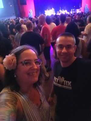 Lauren attended The Marquee Theatre Presents - the Offspring 13+ on Jun 10th 2019 via VetTix