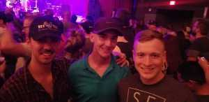 Matthew attended The Marquee Theatre Presents - the Offspring 13+ on Jun 10th 2019 via VetTix