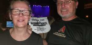 Casey attended The Marquee Theatre Presents - the Offspring 13+ on Jun 10th 2019 via VetTix
