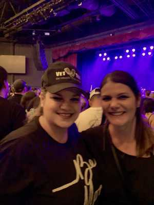 Christina attended The Marquee Theatre Presents - the Offspring 13+ on Jun 10th 2019 via VetTix