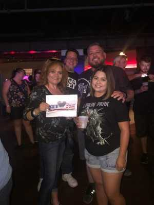 Marcos attended The Marquee Theatre Presents - the Offspring 13+ on Jun 10th 2019 via VetTix