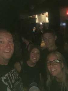 Joshua attended The Marquee Theatre Presents - the Offspring 13+ on Jun 10th 2019 via VetTix