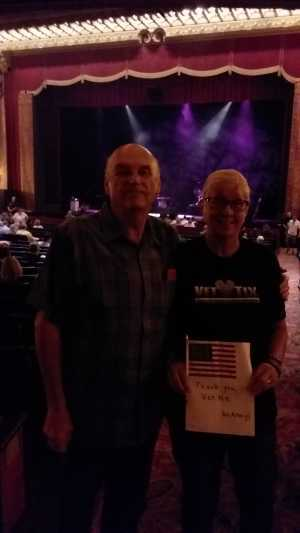 Beverly attended Big Head Todd and the Monsters + Toad the Wet Sprocket - Pop on Jun 19th 2019 via VetTix