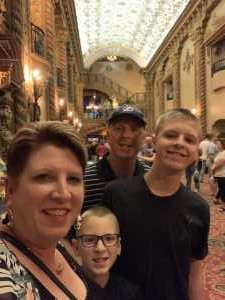 William attended Big Head Todd and the Monsters + Toad the Wet Sprocket - Pop on Jun 19th 2019 via VetTix