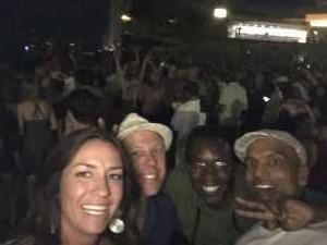 Jenn attended Michael Franti & Spearhead Ziggy Marley on Jun 14th 2019 via VetTix