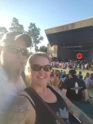 Joseph attended Michael Franti & Spearhead Ziggy Marley on Jun 14th 2019 via VetTix