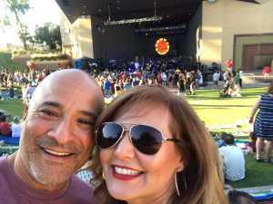 Josue attended Michael Franti & Spearhead Ziggy Marley on Jun 14th 2019 via VetTix