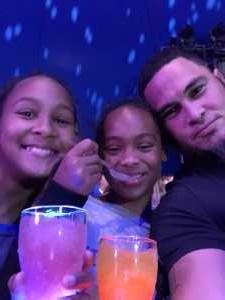 alexander  attended Big Apple Circus - Philadelphia - Circus on Jun 14th 2019 via VetTix
