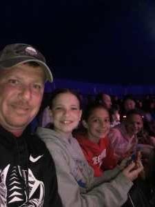 Daniel  attended Big Apple Circus - Philadelphia - Circus on Jun 14th 2019 via VetTix
