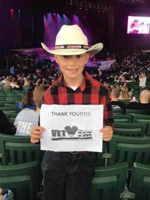 Alissa attended 99. 5 Wycd Hoedown: brantley Gilbert, Joe Nichols and More - Country on Jun 15th 2019 via VetTix
