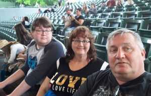 Scott attended 99. 5 Wycd Hoedown: brantley Gilbert, Joe Nichols and More - Country on Jun 15th 2019 via VetTix