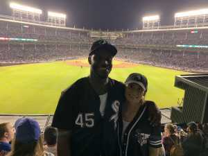 Aaron attended Chicago Cubs vs. Chicago White Sox - MLB on Jun 18th 2019 via VetTix