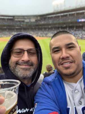 ALFREDO attended Chicago Cubs vs. Chicago White Sox - MLB on Jun 19th 2019 via VetTix