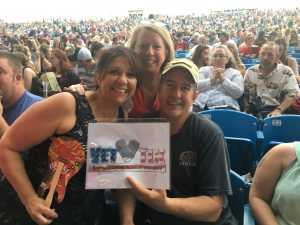 Robley attended Brad Paisley Tour 2019 - Country on Jun 28th 2019 via VetTix