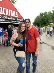 Eric attended Brad Paisley Tour 2019 - Country on Jun 28th 2019 via VetTix