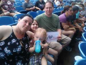 Stephen attended Brad Paisley Tour 2019 - Country on Jun 28th 2019 via VetTix
