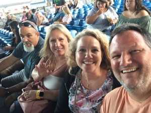 Jeff attended Brad Paisley Tour 2019 - Country on Jun 28th 2019 via VetTix