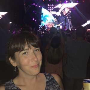 Scott & Chrissy  attended Brad Paisley Tour 2019 - Country on Jun 28th 2019 via VetTix