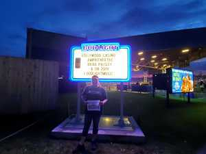 Tamara attended Brad Paisley Tour 2019 - Country on Jun 28th 2019 via VetTix