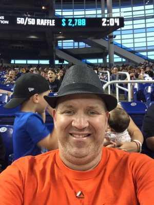 William attended Miami Marlins vs. Pittsburgh Pirates - MLB on Jun 16th 2019 via VetTix