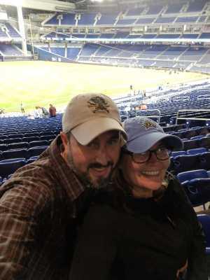 Scott attended Miami Marlins vs. Pittsburgh Pirates - MLB on Jun 16th 2019 via VetTix