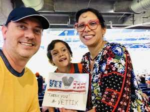 Randy attended Miami Marlins vs. Pittsburgh Pirates - MLB on Jun 16th 2019 via VetTix