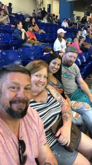 G attended Miami Marlins vs. Pittsburgh Pirates - MLB on Jun 16th 2019 via VetTix