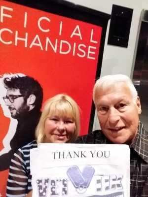 Richard attended Josh Groban: Bridges Tour W/jennifer Nettles - Adult Contemporary on Jun 15th 2019 via VetTix