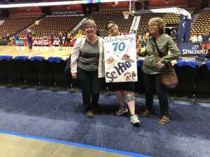 Lori-lee attended Connecticut Sun vs. Phoenix Mercury - WNBA - Basketball on Jul 12th 2019 via VetTix