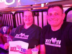 John attended Connecticut Sun vs. Phoenix Mercury - WNBA - Basketball on Jul 12th 2019 via VetTix