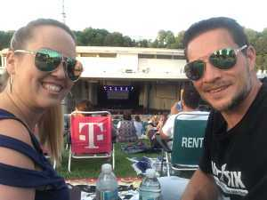 Shannon attended Adam Sandler - Lawn Seats on Jun 26th 2019 via VetTix