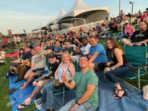 Anthony attended Adam Sandler - Lawn Seats on Jun 26th 2019 via VetTix