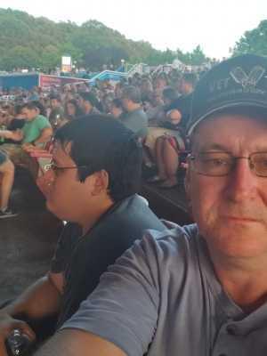 Harry attended Adam Sandler - Lawn Seats on Jun 26th 2019 via VetTix