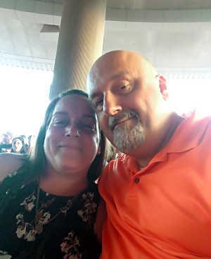 Otto attended Adam Sandler - Lawn Seats on Jun 26th 2019 via VetTix
